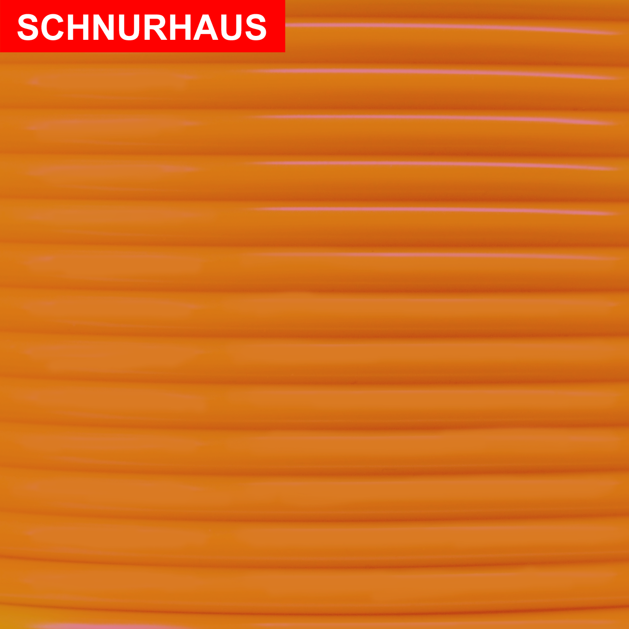 PVC Schnur orange